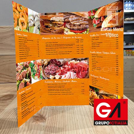 115 cartas men restaurantes dise o gr fico for Disenos de menus para restaurantes