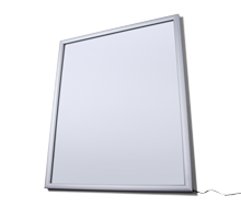 Display Cartel Luminoso LED de Pared 100 x 140 1 Cara
