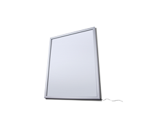 Display Cartel Luminoso LED de Pared 50 x 70cm 1 Cara