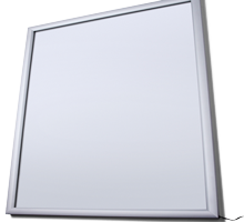 Display Cartel Luminoso LED de Pared A0 1 Cara