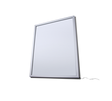 Display Cartel Luminoso LED de Pared A1 1 Cara