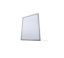 Display Cartel Luminoso LED de Pared A2 1 Cara
