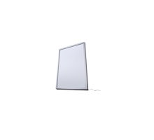 Display Cartel Luminoso LED de Pared A4 1 Cara
