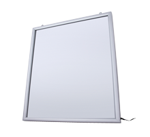 Display Cartel Luminoso LED de Pared 100 x 140 2 Caras