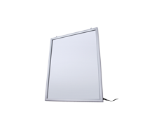 Display Cartel Luminoso LED de Pared 50 x 70cm 2 Caras