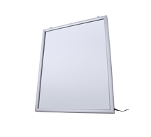 Display Cartel Luminoso LED de Pared 70 x 100cm 2 Caras