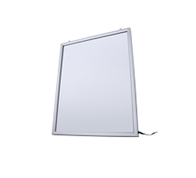 Display Cartel Luminoso LED de Pared A1 2 Caras