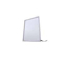 Display Cartel Luminoso LED de Pared A3 2 Caras
