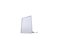 Display Cartel Luminoso LED de Pared A4 2 Caras